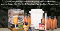 Coopers DIY Beer Craft Brew Kit (8.5 litre)
